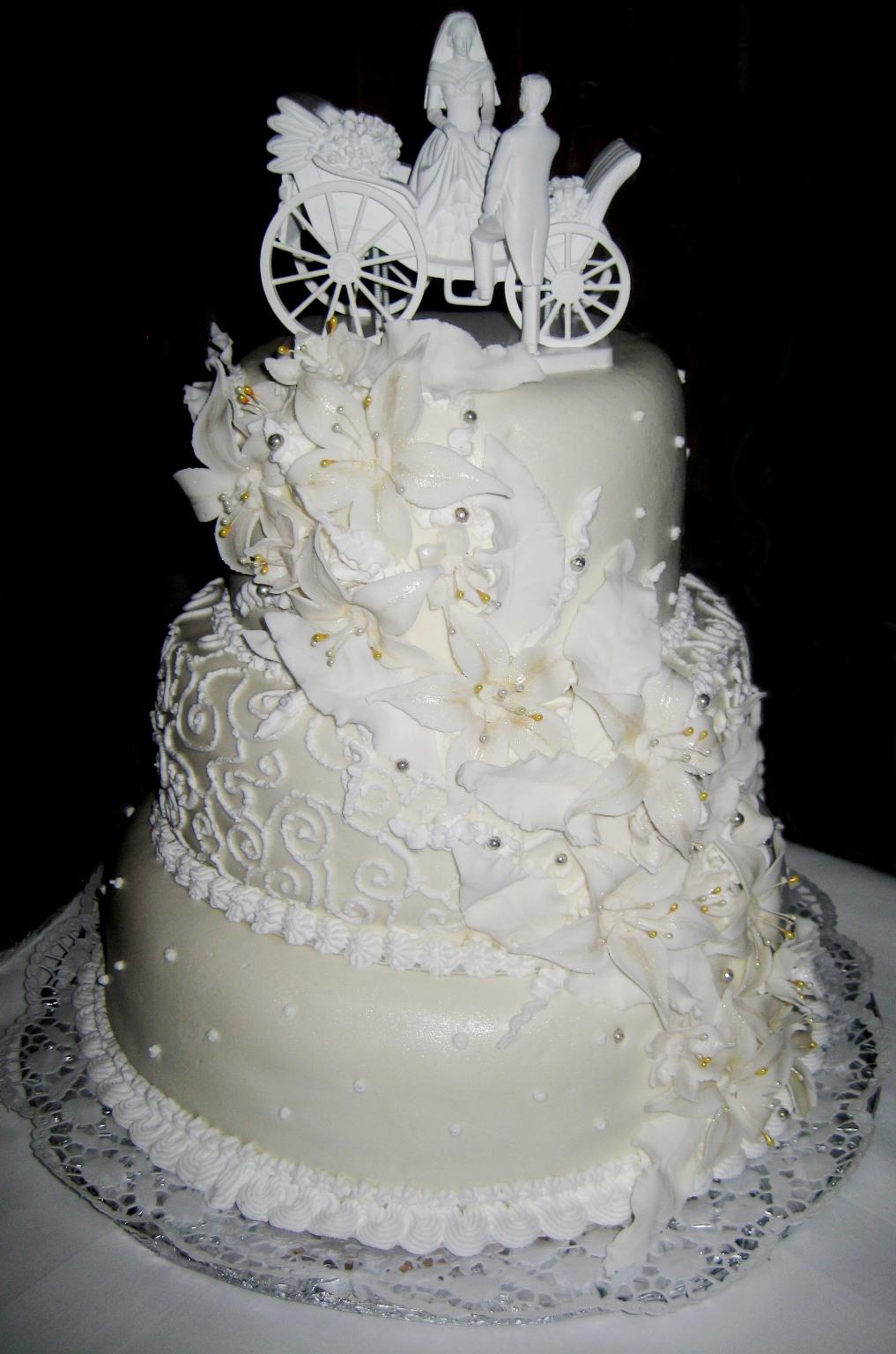 Свадебные торты строительный журнал